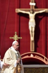 Papa Francisco / Foto: AFP