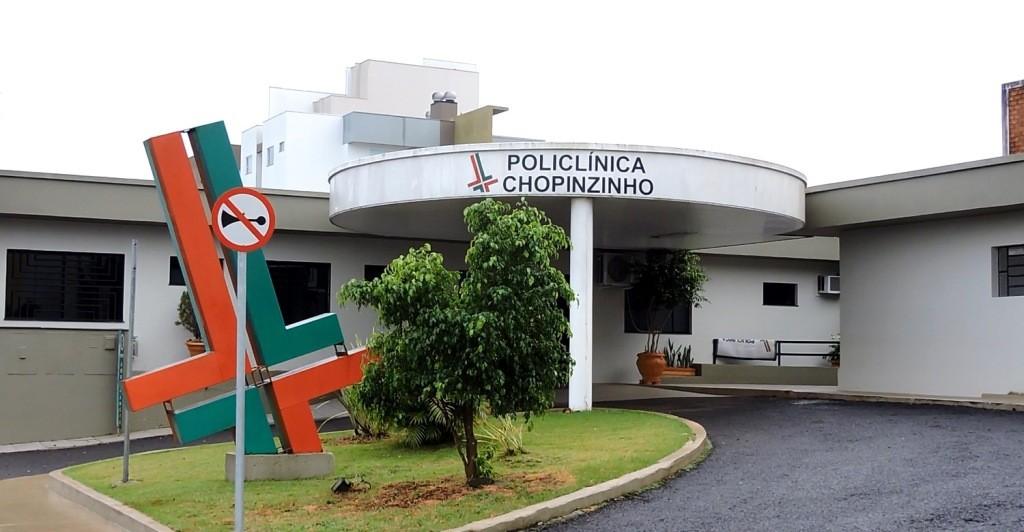 Hospital Policlínica Chopinizinho / Foto: Edson Zuconelli