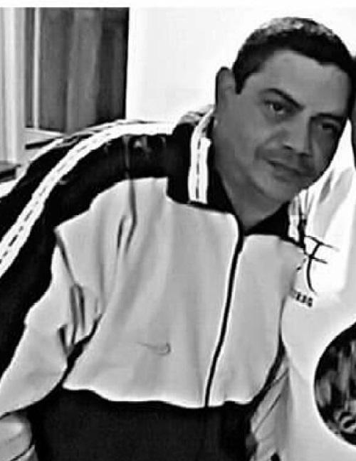Darby Cordeiro dos Santos. Foto: Arquivo familiar