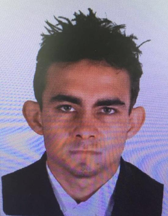 Edivan dos Santos Martins, 26 anos.