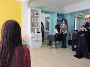 Inauguração do Studio de Beleza/ Foto: Francione Pruch