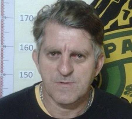 Amilton Neufled, 45 anos. Foto de arquivo