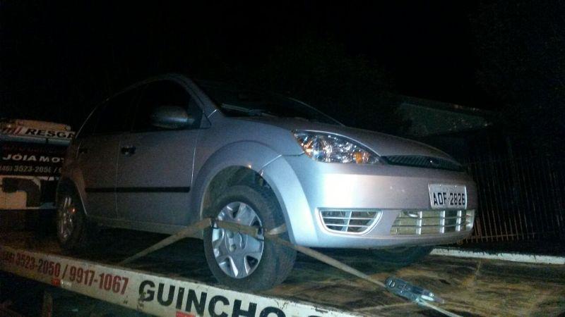 Veículo foi entregue na 19ª SDP e posteriormente devolvido ao dono. Foto: Polícia Militar