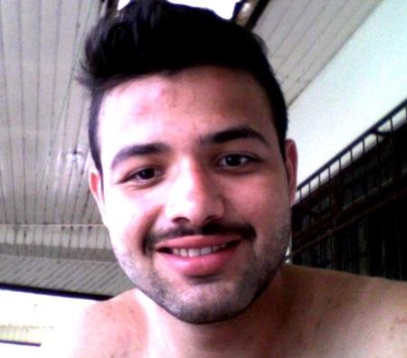 Doglas Atílio Rodrigues, 23 anos. Foto: Reprodução Facebook