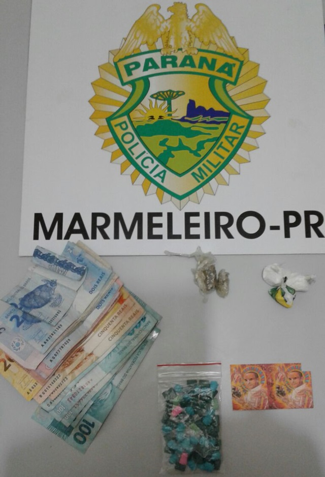 Drogas foram entregues na 19ª SDP, de Francisco Beltrão.