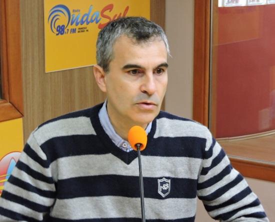 Roniedson Rebelatto, diretor geral da Escola de Música Sonata. Foto: Evandro Artuzi/RBJ