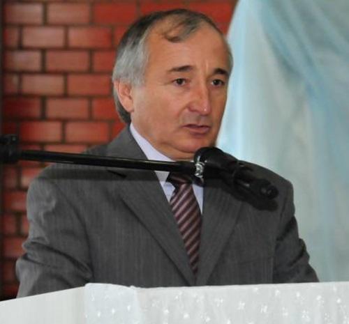 Hélio Alves, prefeito de Ampére e presidente do CIruspar. Foto: Assessoria