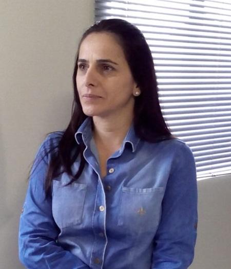 Cintia jaquelina Ramos, chefe da 8ª Regional de saúde. Foto: Evandro Artuzi/RBJ