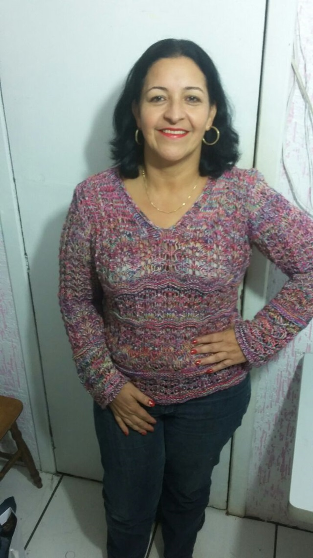 Marli da Silva Frizanco, 47 anos. Foto: Arquivo familiar