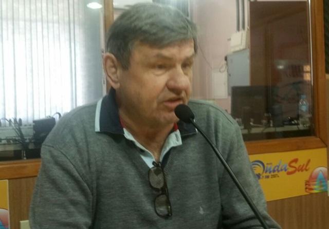 Albio Stupp, presidente da Rodocrédito Francisco Beltrão, uma das filiadas ao Sistema Cecred. Foto: Arquivo RBJ