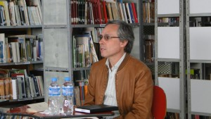 Sandmann abordou várias temáticas relativas ao setor literário brasileiro