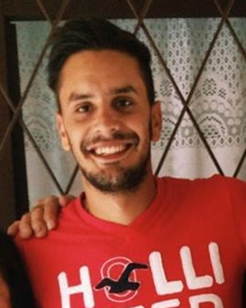 Lucas Cristiano Paludo Cerutti, 23 anos. Foto: Reprodução Facebook