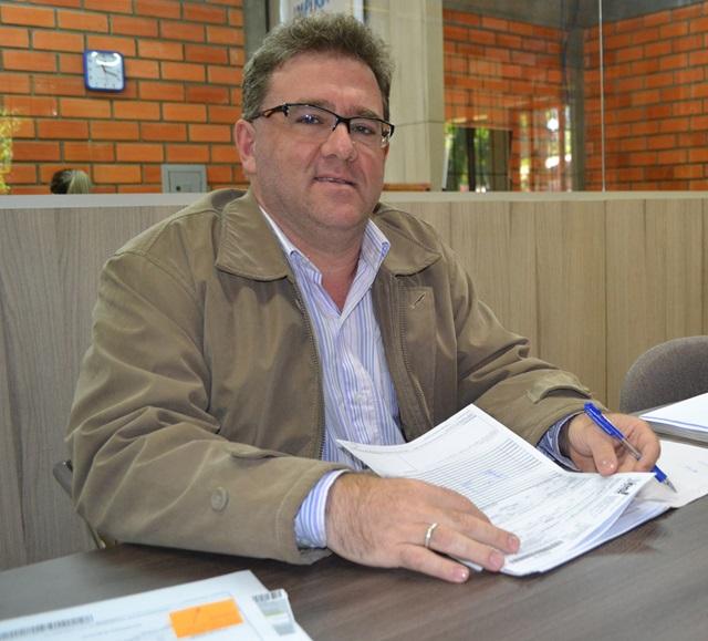 Marcos Guerra, presidente da Acefb. Foto: Arquivo RBJ
