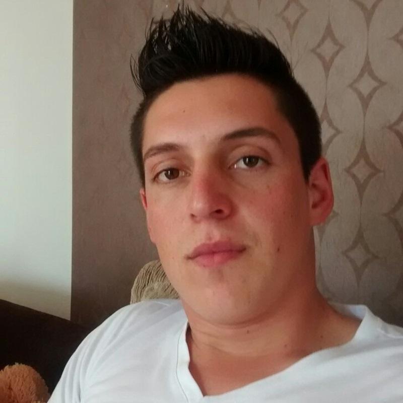 Luciano dos Santos Salini desapareceu no dia 30 de março. Foto: Reprodução Facebook
