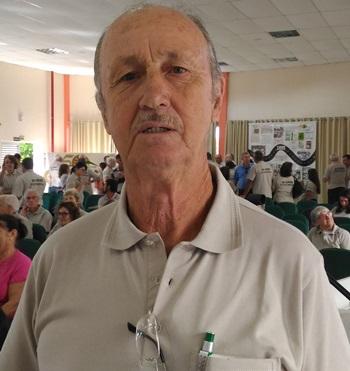 Daniel Meurer, um dos sócios fundadores da Assessoar lembrou da luta e das conquistas ao longo dos anos. Foto: Evandro Artuzi/RBJ