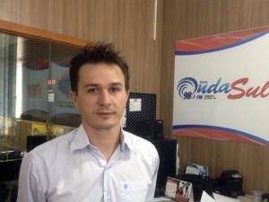 Diretor de Planejamento Itamar / Foto: Francione Pruch