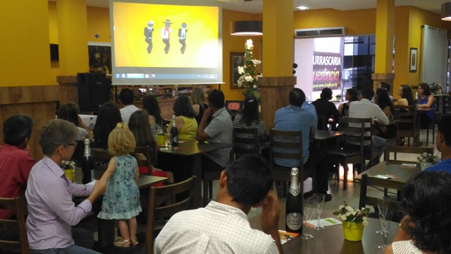 Evento reuniu diretores, associados e colaboradores. Foto: Evandro Artuzi/RBJ