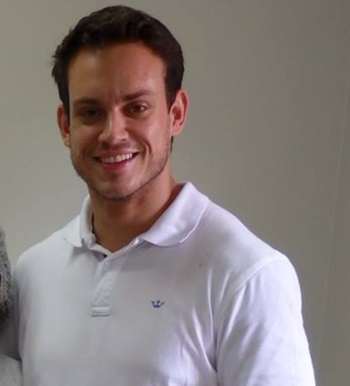 Eduardo Cândido da Silva , 28 anos. Foto: Reprodução Facebook