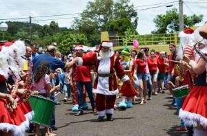 Neste ano o evento contará com a presença do Papai Noel do Brasil. Foto: Arquivo RBJ.