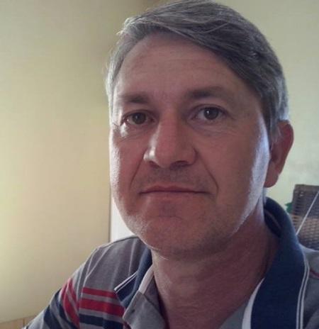 Altair Gabriel (Vice-prefeito eleito de Marmeleiro). Foto de divulgação