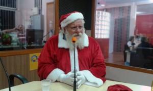 Papai Noel / Foto: Francione Pruch