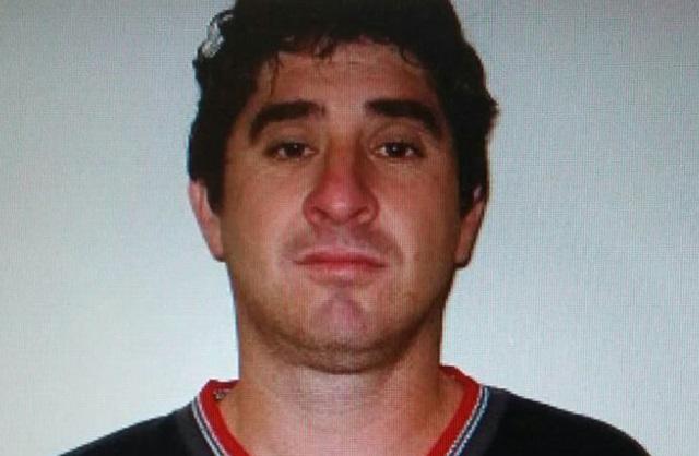 Silmar Canzi, suspeito pelo crime, está foragido. Foto de divulgação