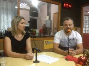 Juliana e Renato/ Foto: Francione Pruch