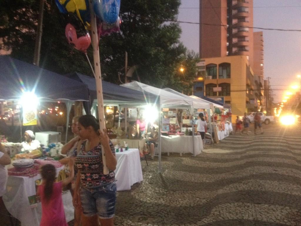 Feira dos MEIs / Foto: Francione Pruch