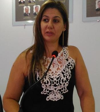 Rejane Corlassoli (Presidente da Acire). Foto: Evandro Artuzi/RBJ