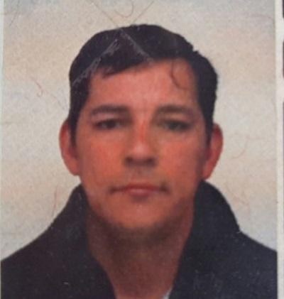 Osni de Oliveira, 38 anos, morreu na hora.