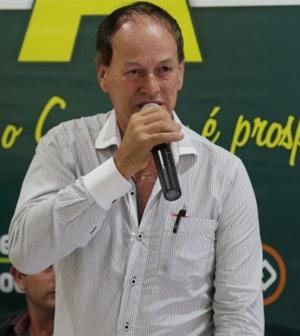 Valmor Sangaletti, presidente da Base Sudoeste. Foto: Analice Lourenci
