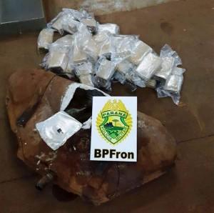 Foto: Batalhão de Fronteira (BPFron).