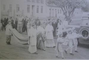 Recepção a Dom Carlos, já ordenado Bispo