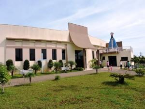 Igreja do bairro Nossa Senhora Aparecida. Foto: Edson Zuconelli.