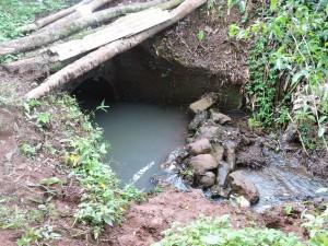 Local onde ocorreu o afogamento. Foto: Edson Zuconelli.