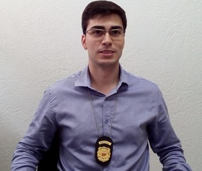 Ricardo Faria dos Santos, delegado adjunto da 19ª SDP, e responsável pelo inquérito policial. Foto: Arquivo RBJ