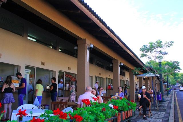 Mercado do Produtor de Pato Branco funciona das 06h às 12h, nas quartas-feiras e sábados. Foto de divulgação