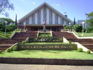 Paróquia São Francisco de Assis. Foto: Arquivo RBJ.