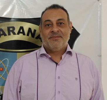 Patrick de Souza, chefe da Seção Técnica do IC de Francisco Beltrão. Foto de divulgação