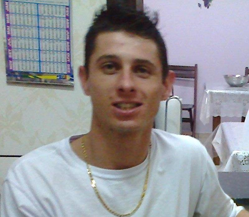 Alcir José Kaminski Neves, 28 anos. Foto: Reprodução Facebook