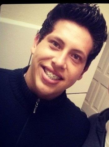 Jackson Patrick Dias, 20 anos, morreu na hora. Foto: Reprodução Facebook