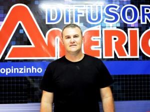 Fernando Misturini novo Diretor de Esporte. Foto: Edson Zuconelli.