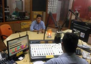 Guto Silva na Onda Sul FM