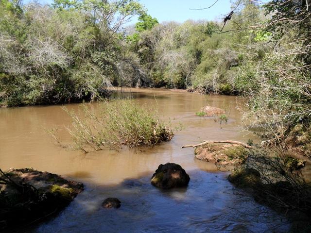 Rio Chopim. Foto de divulgação