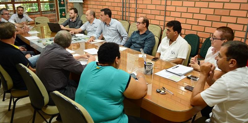 O núcleo setorial se reúne às quartas-feiras, quinzenalmente, das 8h às 9h, na Acefb. Foto: Darce Almeida