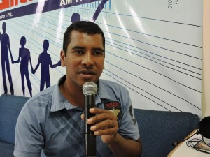 Marcos Monteiro (PSDB) foi reeleito com 619 votos. Foto: Arquivo RBJ.