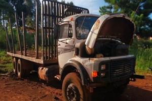 Caminhão-furtado