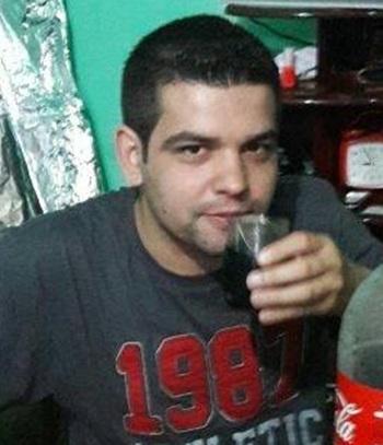 Darci Braga de Araújo Junior, 26 anos, teve morre prensado entre as ferragens. Foto: Reprodução Facebook