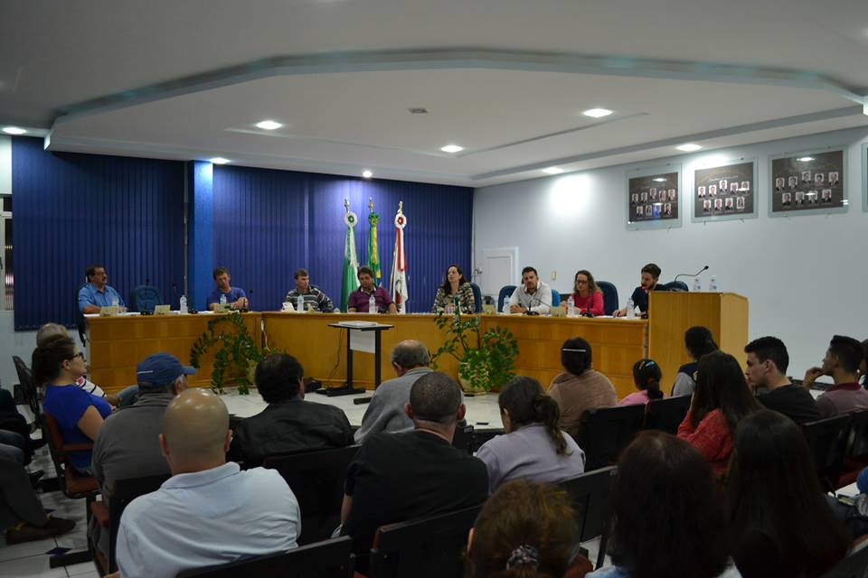 Sessão Legislativo / Foto: Francione Pruch