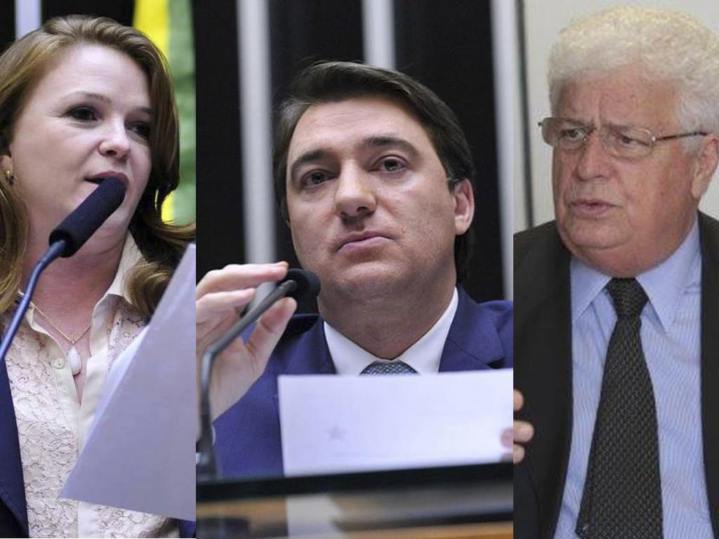 Leandre, Giacobo e Meurer